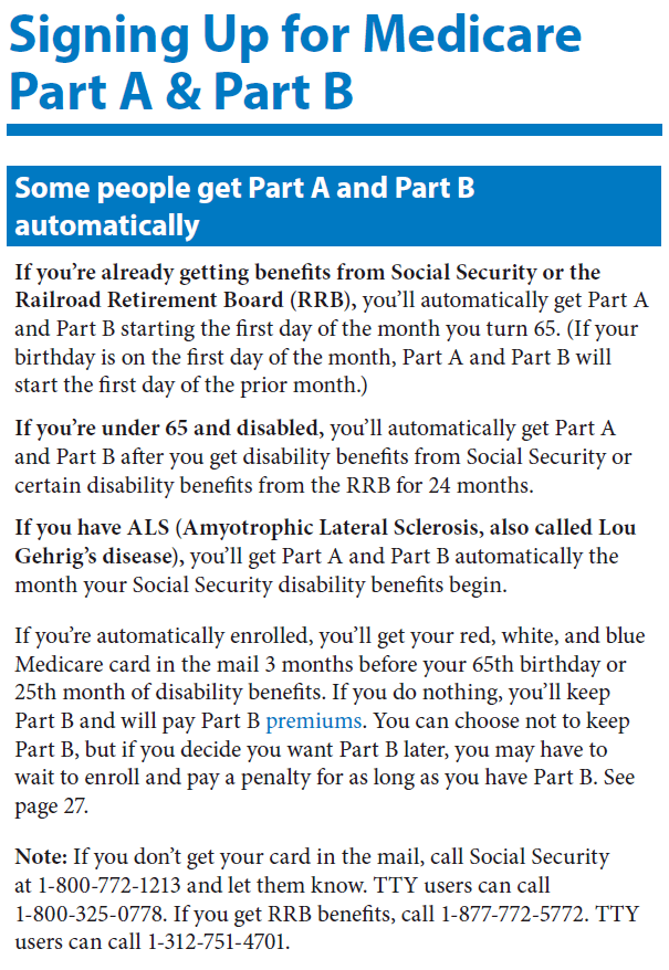 Medicare on Social Security