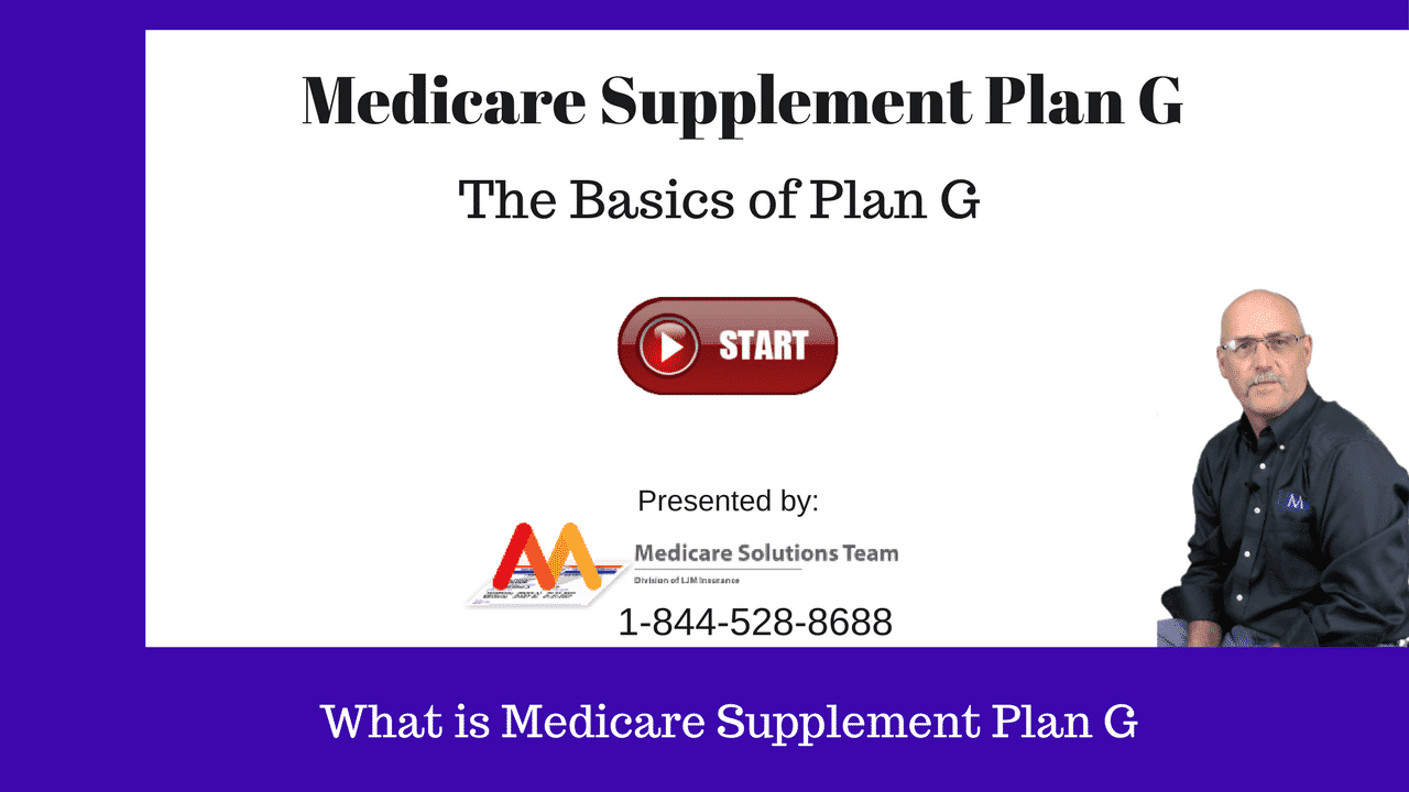 Medicare Supplemental Plan G